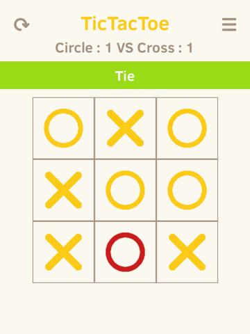 TicTacToe Game Play screenshot 5