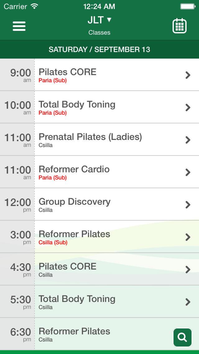 Real Pilates screenshot #2