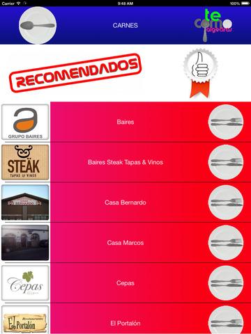 Te Como Algeciras - La guía gastronómica más completa screenshot 9