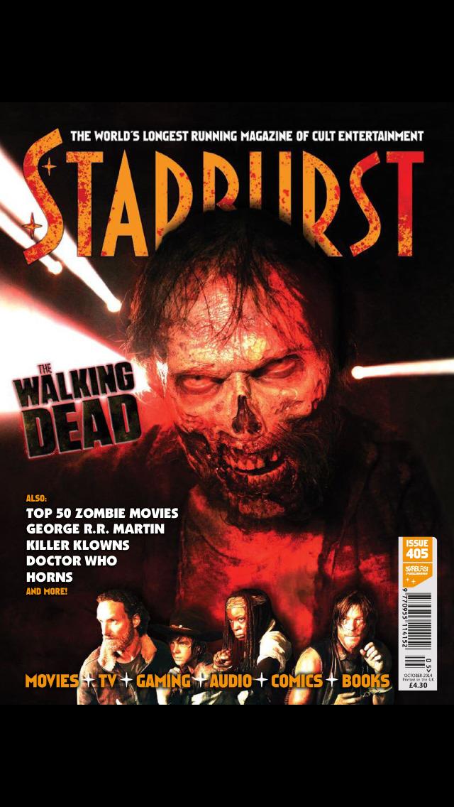 Starburst (Magazine) screenshot 1