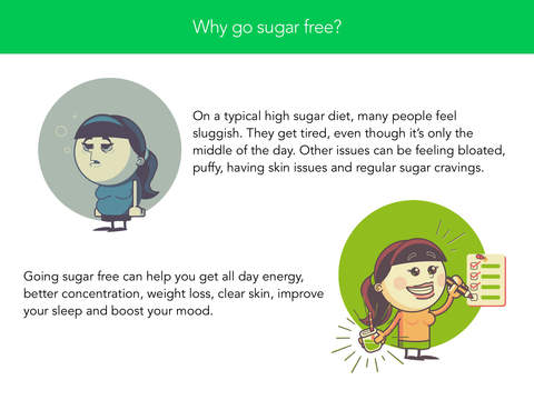 7 Day Sugar-Free Detox screenshot 6