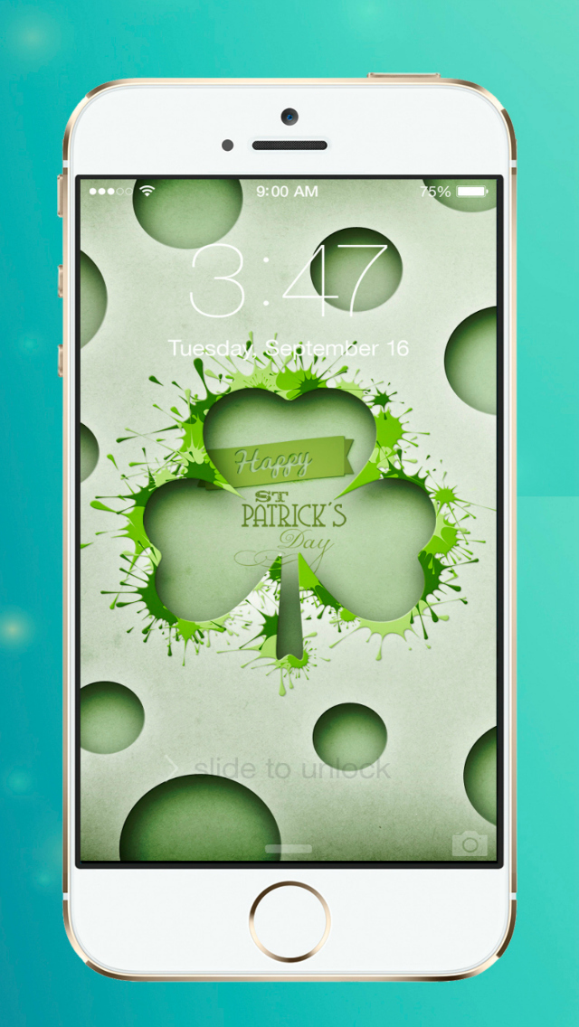 St. Patrick's Day Wallpapers, Themes and Backgrounds screenshot 3
