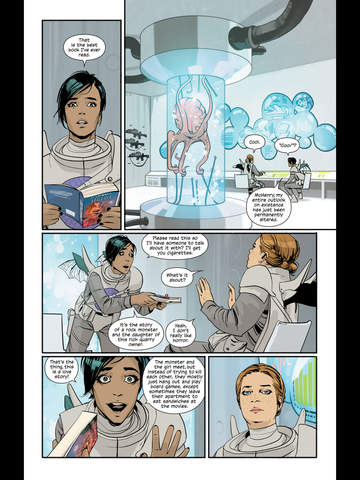 comiXology - Comics & Manga screenshot 10