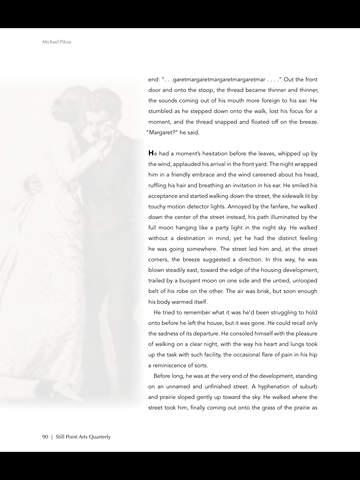 Still Point Arts Quarterly Mag screenshot 10