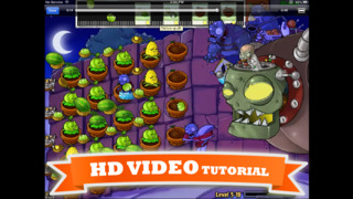 Free Guide For Plants vs. Zombies HD screenshot 1