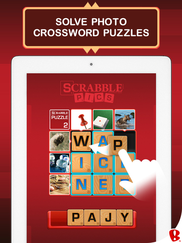 SCRABBLE Pics screenshot 6