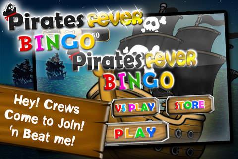 Pirates Fever Bingo Free - fun board game with dai - náhled