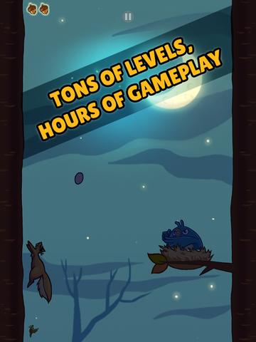 Nuts Ninja by Top Free Games screenshot 9
