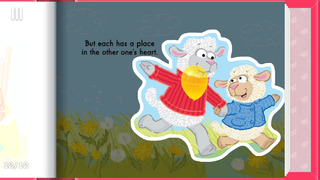 Fuzz and Curly - The Learning Company Little Books screenshot 5