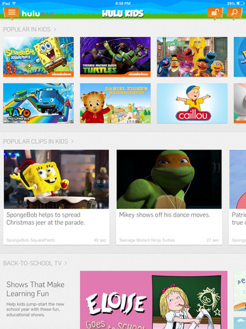 Hulu: Stream TV shows & movies screenshot 9