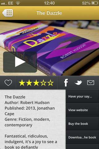 60secondreviews Books - náhled
