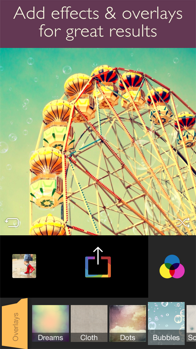 Fx8 Photo - Picture editor with cool frames & effects screenshot 3