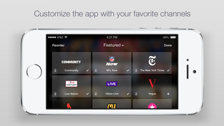 Yahoo Screen — Watch free live concerts, video clips, tv, and more! screenshot 4