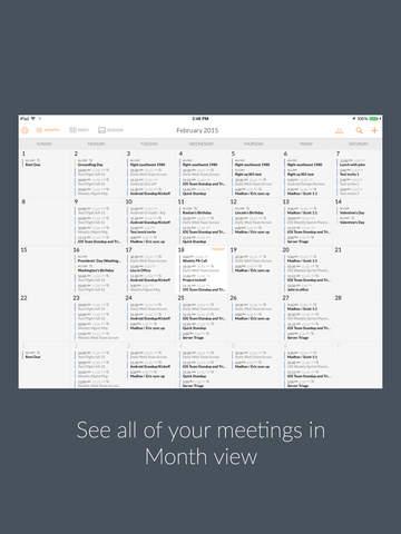 Tempo Smart Calendar screenshot 6