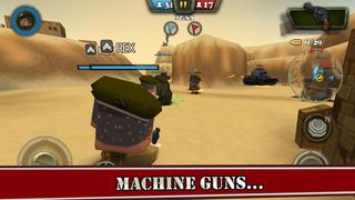 Call of Mini™ Battlefield! screenshot 3