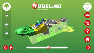 Marble Run 3D by Hubelino screenshot 2