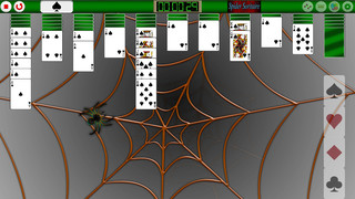 Touch Spider Soritaire PVD screenshot 1