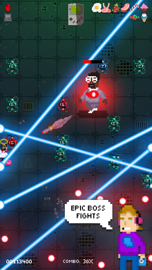 Shooting Stars! screenshot 1