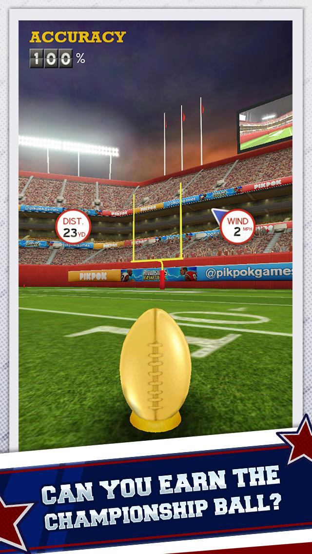 Flick Kick Field Goal screenshot 5