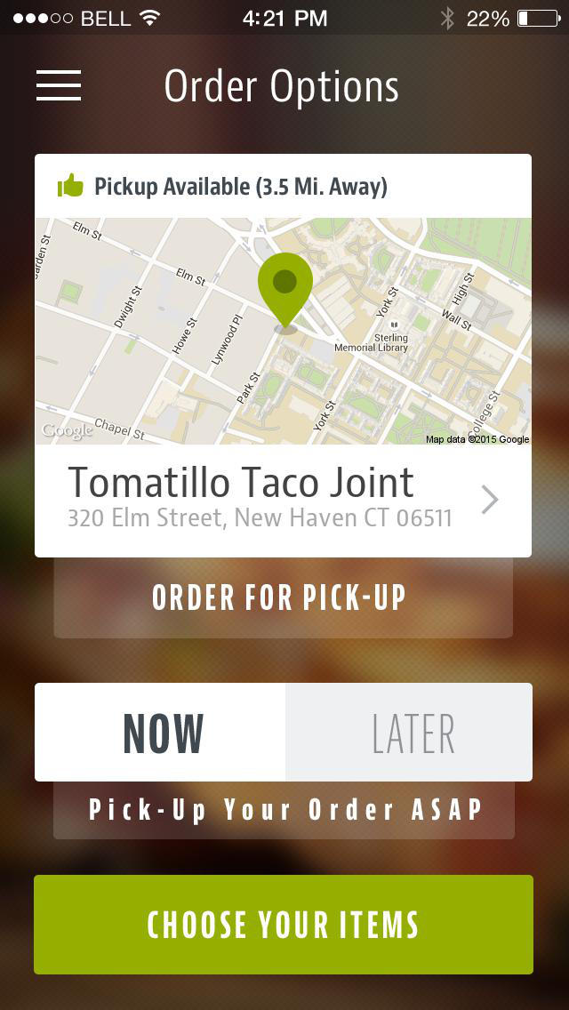 Tomatillo Taco Joint screenshot 2
