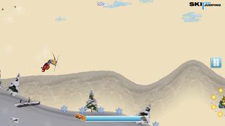 RTL Freestyle Skiing screenshot 2