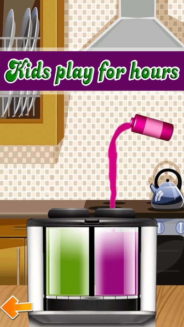 My Little Frozen Candy Treats Maker Game Advert Free App screenshot 3