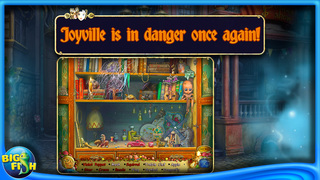 PuppetShow: Destiny Undone - A Hidden Object Game with Hidden Objects screenshot #2