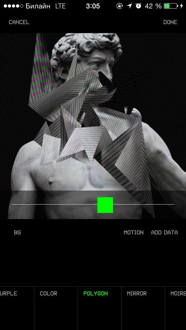 Glitché: Video, Photo, AR screenshot 4