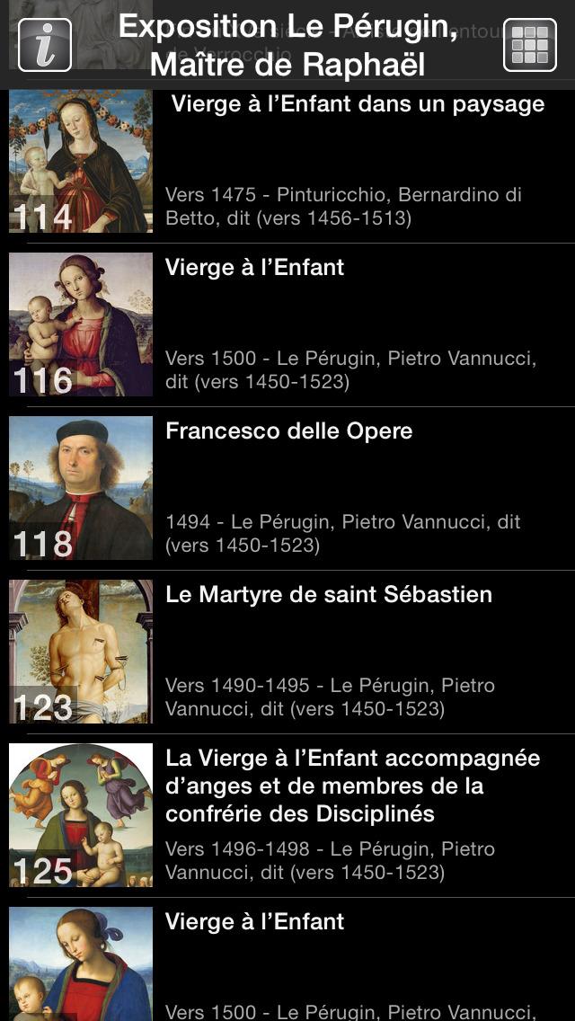 Le Pérugin, Maître de Raphaël screenshot 2