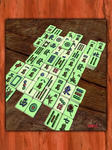 Mahjong - Deluxe screenshot 9