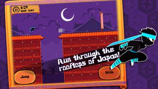 Ninja Nights - Nimble Jump Adventure Quest screenshot #2