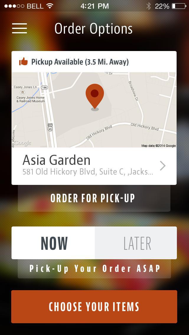 Asia Garden screenshot 2