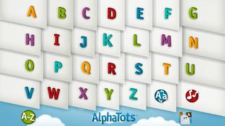 AlphaTots Alphabet screenshot 1
