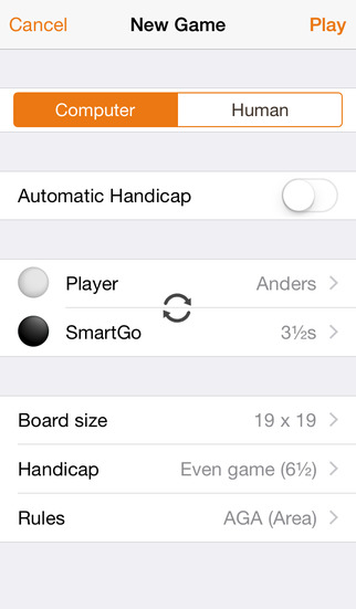 SmartGo Player screenshot 2