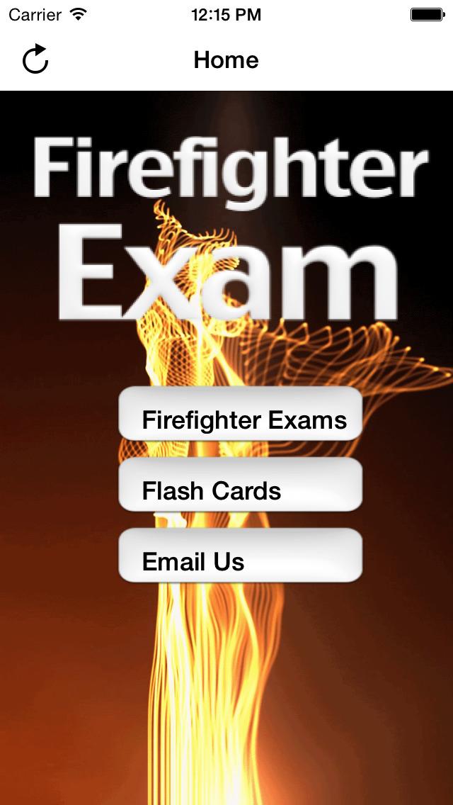 Firefighter Exam Buddy screenshot 1