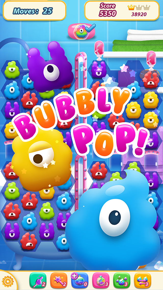 Bubbly Pop: Soap Bubbles Fun screenshot 5
