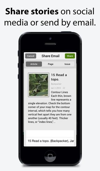 PressReader screenshot 4