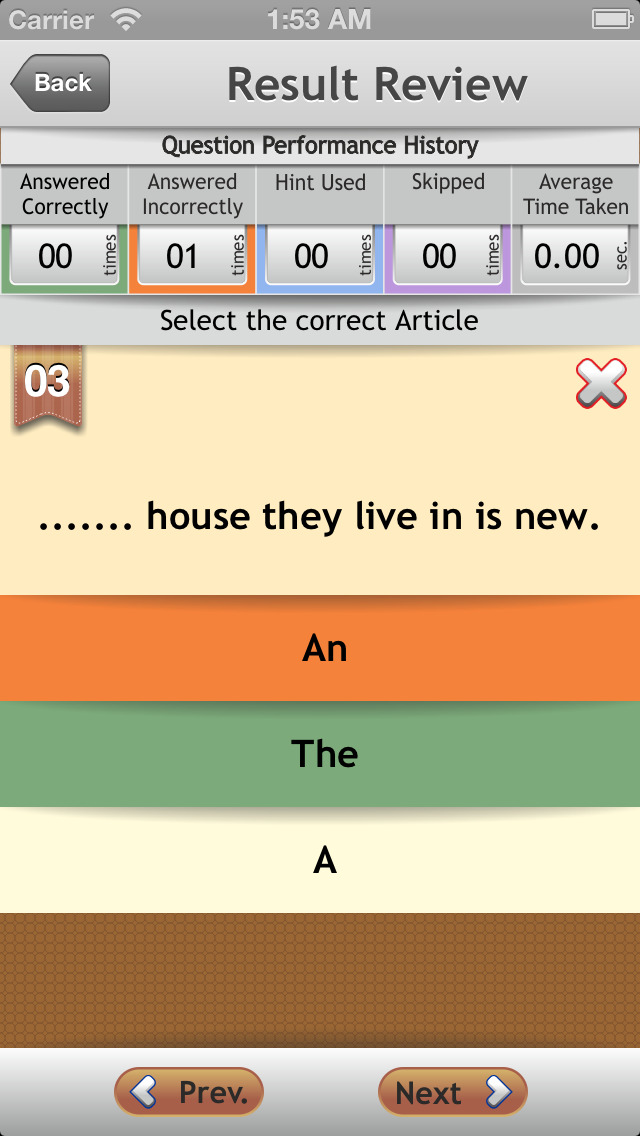 Grammar Expert : English Grammar Beginner FREE screenshot 5