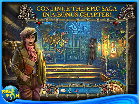 Grim Facade: A Wealth of Betrayal HD - A Hidden Objects Mystery Game screenshot 4