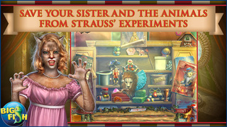 Twilight Phenomena: The Incredible Show - A Magical Hidden Object Game screenshot 2
