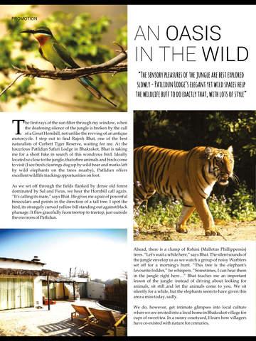 Condé Nast Traveller India screenshot 9