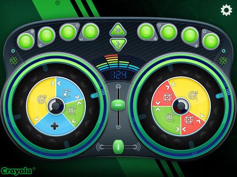 Crayola DJ screenshot 7