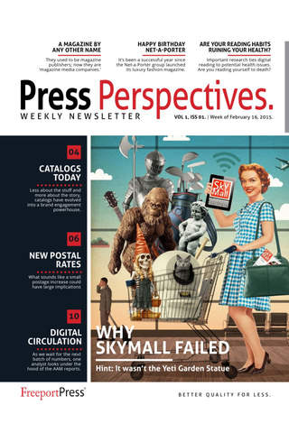 Press Perspectives - náhled