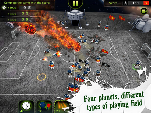FootLOL: Crazy Soccer screenshot 9