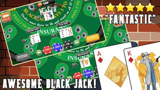 Gangster Black Jack screenshot 2
