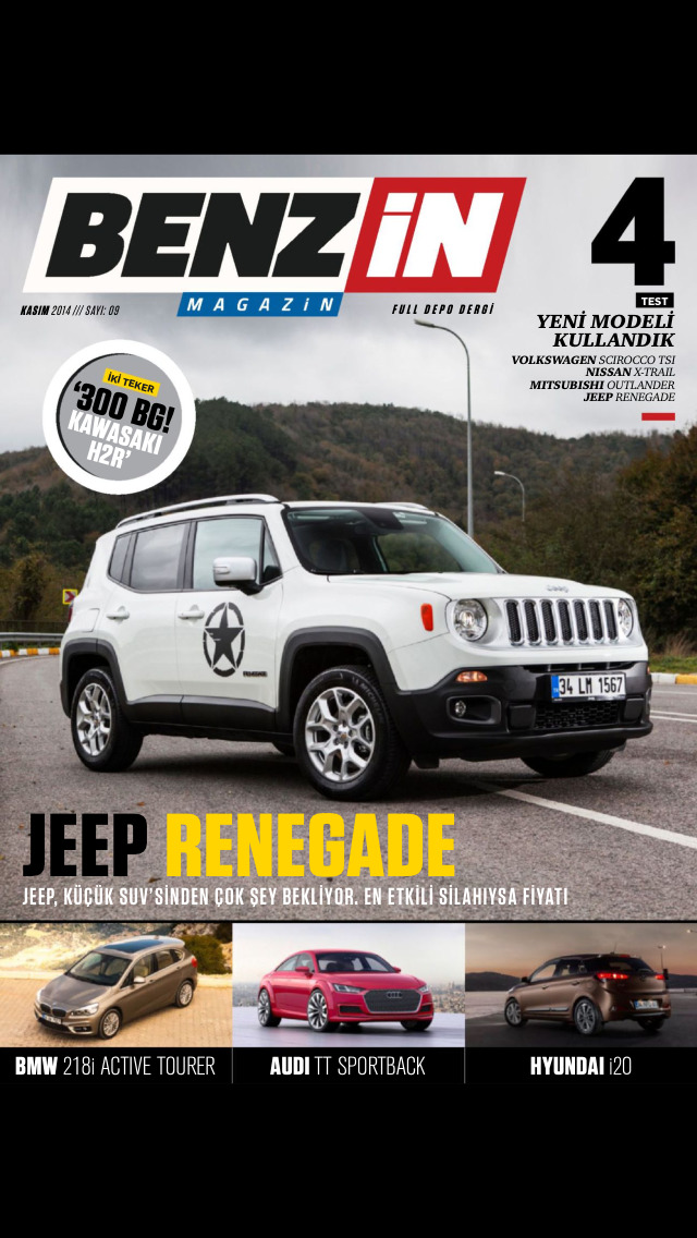 Benzin Magazin screenshot 1