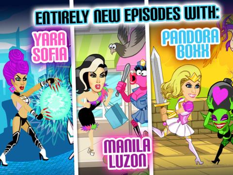 RuPaul's Drag Race: Dragopolis 2.0 screenshot 10