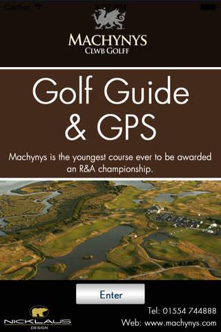 Machynys Clwb Golff - náhled