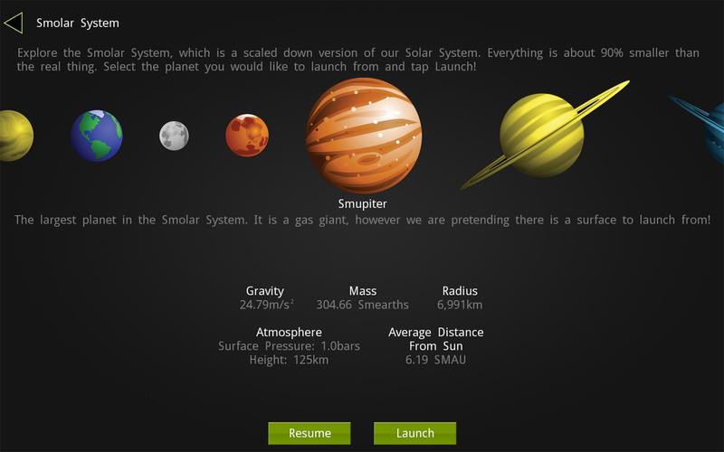 SimpleRockets screenshot 2