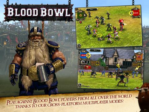 Blood Bowl screenshot 5